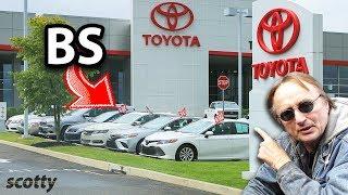 Here's Why I Hate Car Dealerships