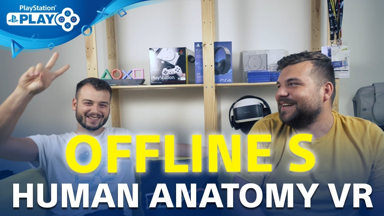 Offline s Human Anatomy VR | PlayStation Play