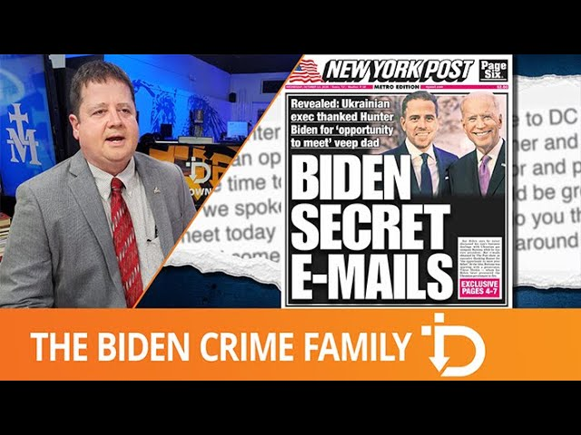 The Download — The Biden Crime Family