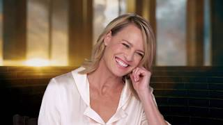 "Wonder Woman ""Antiope"" Interview - Robin Wright"