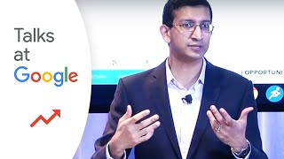 "Raj Chetty: ""Visualizing the American Dream""   Talks at Google"