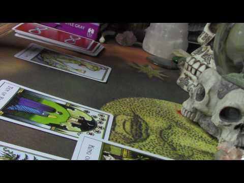 Tarot Draw James Comey 3/24/2017 Part 2
