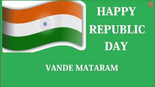 Vande Mataram Deshbhakti Geet Full Audio Song Juke Box