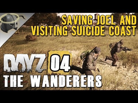 """DayZ Alpha: The Wanderers 