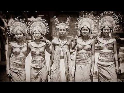 Suku Bali Tempo Dulu