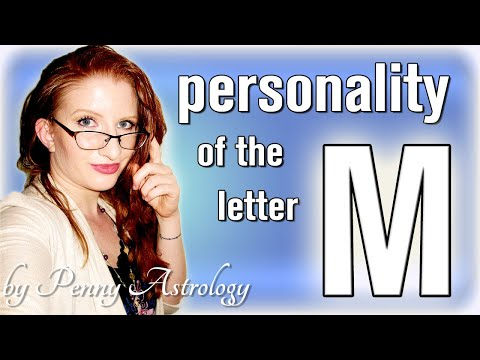 """The Letter """"M"""" - Name Meaning and Symbolism (Numerology)"""