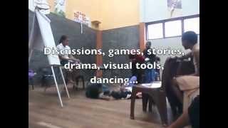 Y-Zone Facilitator Training, YMCA of Greater Durban