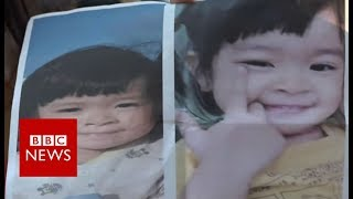 Indonesia tsunami: 'Have you seen this missing toddler?' - BBC News