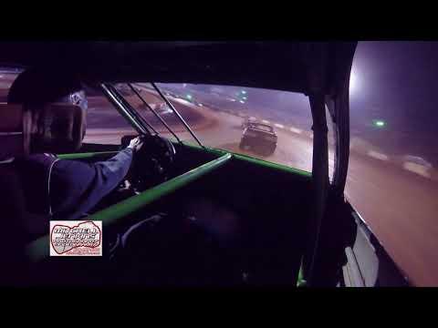 Shaun Harper Street Stinger In Car Dixie Speedway 9/2/17!