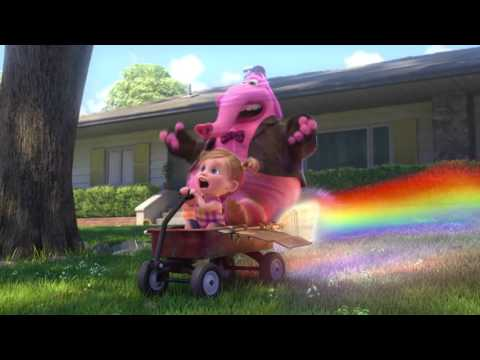 Disney•Pixar: Inside Out - Bing Bong - Clip dal film | HD