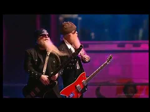 zz top la grange 39 tush 39 live crossroads guitar festival youtube. Black Bedroom Furniture Sets. Home Design Ideas