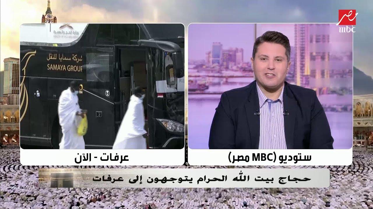 هشام عاصي يحكي عن  رؤية تحققت له أثناء قيامه بأداء فرضية الحج