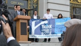 San Francisco Says No to Bottled Water