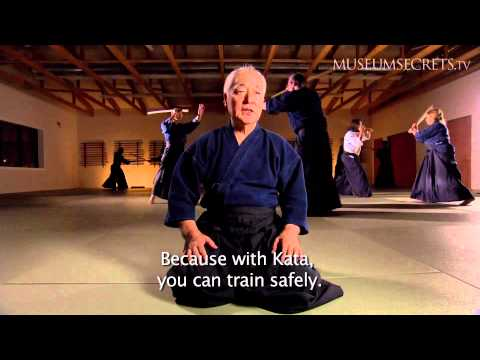 The Secrets of Kenjutsu Revealed on Museum Secrets (TV)