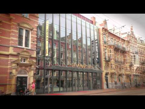 Amsterdam American Hotel and DeLaMar Theatre; your perfect location for MICE