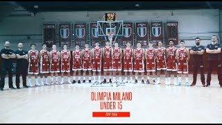 Olimpia Milano Under 15 alle Finali Nazionali 2018 thumbnail