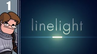Let's Play Linelight Part 1 - Wordless Tutorial