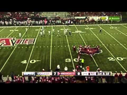 Full Football game Utah St. @ Arkansas State