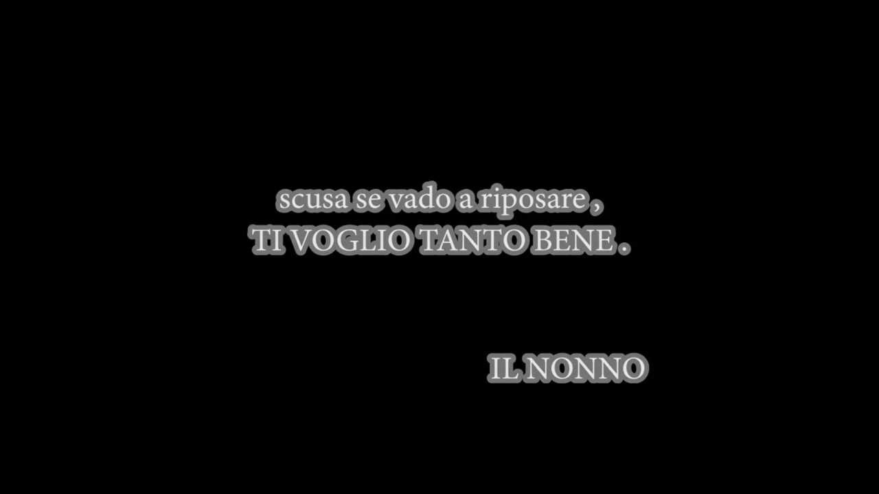 Super Poesia - Il Nonno - YouTube IP58