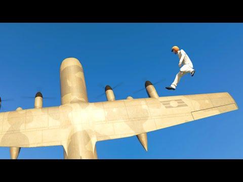 WORLD'S HARDEST DEATHRUN! (GTA 5 Funny Moments)