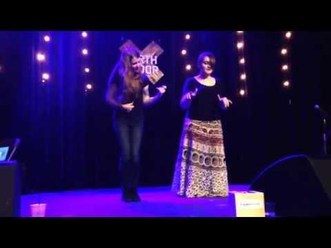 Bohemian Rhapsody ASL - Nerd Nite 58 - Shelby Mitchusson/Kalie Kubes