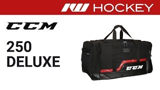 CCM 250 V2 Hockey Bag Review