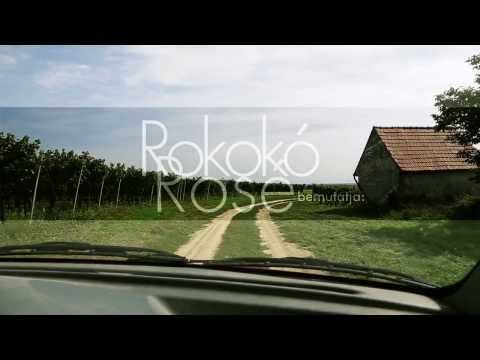 Rokokó Rosé borprojekt