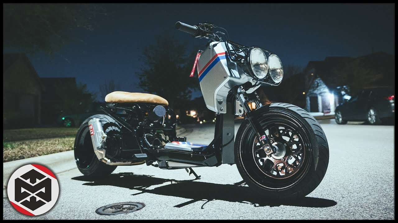 [GY6 Ruckus 70+MPH Top Speed]