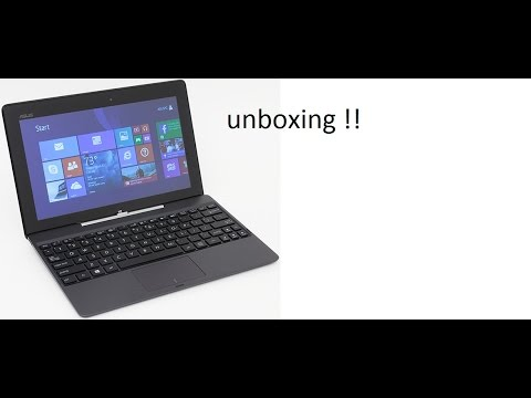 Notebook PC ASUS unboxing ( MALAYSIA )