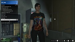 GTA Online Arcade Game The Wizard Ruins All T-Shirts