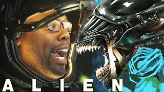 ALIEN COVENANT MOVIE PROPS HAUL - Alien Day in London