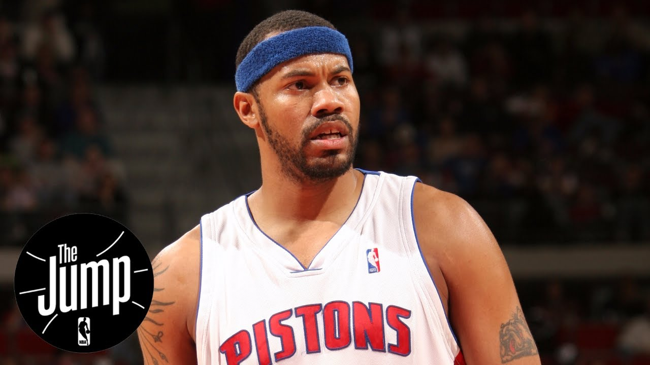 Rasheed Wallace Says 04 Pistons Could Beat Today s Warriors