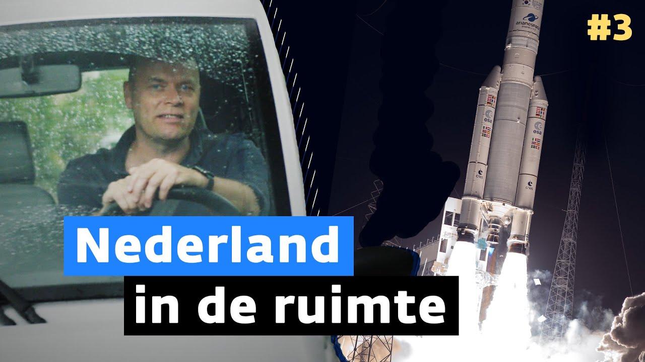 Deze raket wordt mede mogelijk gemaakt door Nederland | MATHIJS' RUIMTEREIS 3/4