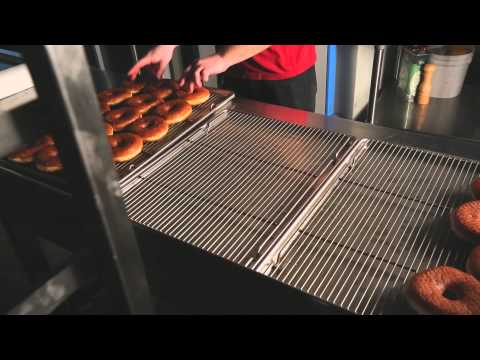 Behind the Scenes at New York's Doughnut Plant
