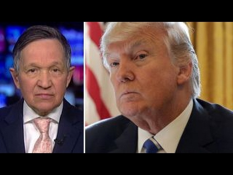 Dennis Kucinich on President Trump's wiretap claims