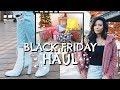BLACK FRIDAY HAUL 2017 | Black Friday 2017 Shopping & Deals!