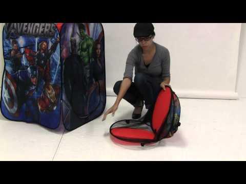 Avenger Discovery Hut Folding