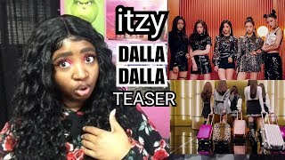 ITZY 달라달라(DALLA DALLA) MV Teaser Reaction