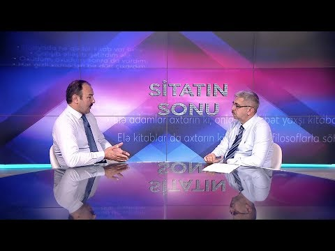 Əkbər Qoşalı (Sitatın sonu) - ARB TV