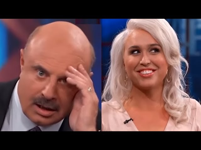 "Savage Dr Phil Laughs In ""Homeless"" Girls Face 