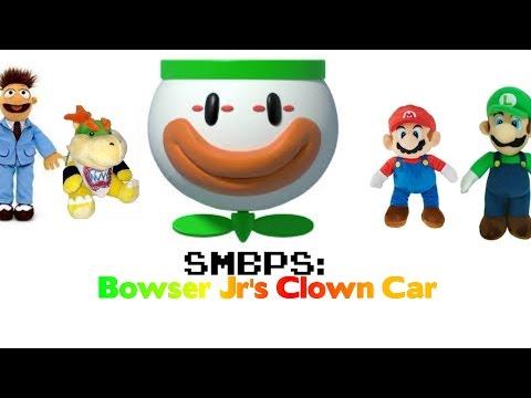 SMBPS: Bowser Jr's Clown Car