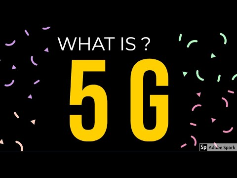 What is 5G ? 5g NETWORK, EXPLAINED SIMPLY IN SECONDS.