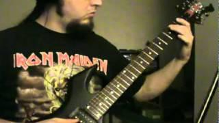 "Megadeth - ""Silent Scorn"" cover"