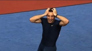 6,16 m: Fabelweltrekord von Olympiasieger Lavillenie | Der SID (Sport-Informations-Dienst)