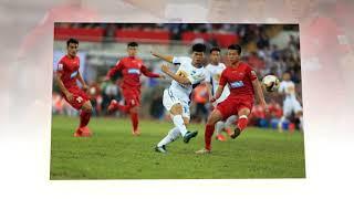 Vua phá lưới nội  V League 2018  Park Hang seo mừng thầm   Thể Thao 247