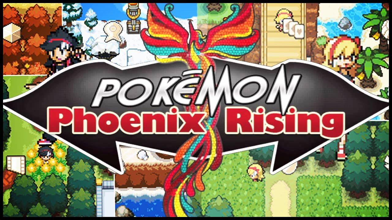 pokemon phoenix rising download rom