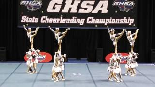 2012 GHSA State Competition - Johns Creek