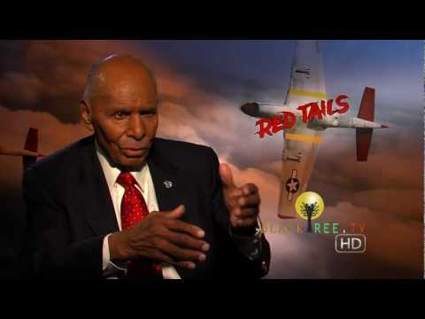 Red Tails Interview w/ Dr. Roscoe Brown | Tuskegee Airman