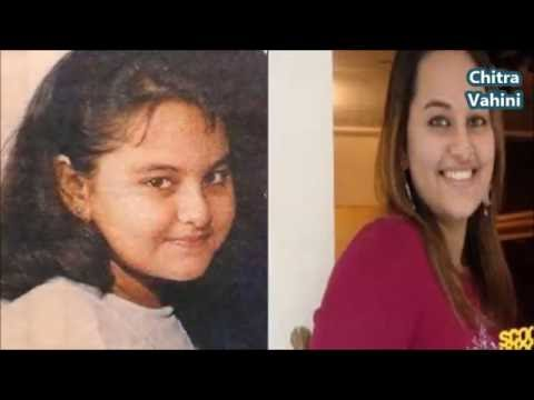 Sonakshi Sinha Childhood And Teenage Pictures