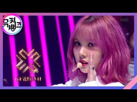 교차로(Crossroads) - 여자친구(GFRIEND) [뮤직뱅크/Music Bank] 20200207